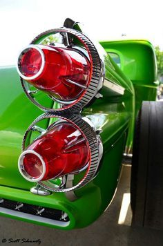40's ford tail lights - Google Search