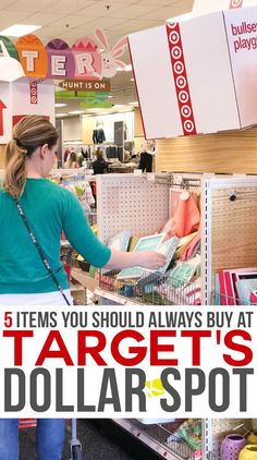 5 Items You Should Always Buy at Target's Dollar Spot - Site Title