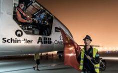 A incrível volta ao mundo do Solar Impulse 2