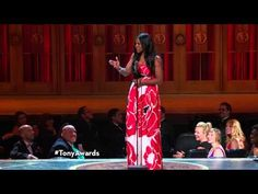 Audra McDonald Makes Tony Award History, Dissolves Into Tears
