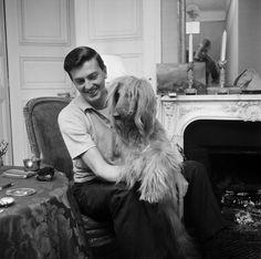 Hubert de Givenchy 1955