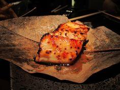 炭燒招牌黑鱈魚西京麵豉醬 Rockfish, Sea Bass, Tilapia, Catfish, Tuna, Salmon, Pork, Turkey, Meat