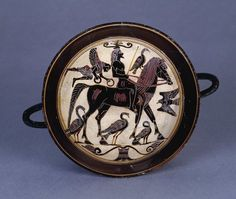 Kylix  550-530 BC  Archaic, Greek