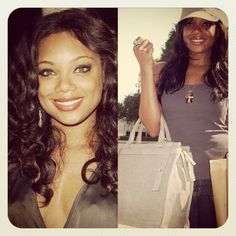 the SOPHIE bag & Tiffany Hines, known as an American television actress and singer ..