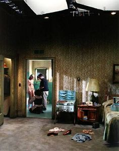 """Gregory Crewdson, Untitled (Production Still from """"Beneath the Roses"""")"""