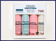 Home - EmbStoreDealer.com. Check out our embroidery starter kits of stabilizer and thread. http://cart.jennys-sewing-studio.com/index.php?main_page=index&cPath=68