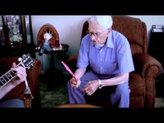 96-year-old man writes a love song for his recently deceased wife - YouTube