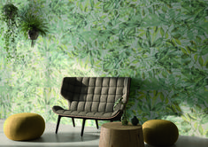 The Urban Jungle collection by Villeroy & Boch. Use as a subtle accent tile or a statement tile wall. Welcome To The Jungle, Outdoor Furniture Sets, Outdoor Decor, Concrete Jungle, Tile Design, Wall Tiles, Green And Grey, Design Inspiration, Urban