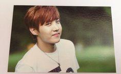 BTS Official MD Zip Code 17520 J-hope #5 Photocard of Photo Set Bangtan Boys