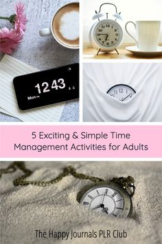 Effective time management is not just about productivity at work. Many other everyday habits can turn you into a time management ninja. When you take care of these 5 simple activities you will see your time management skills improve with ease. Time Management Activities, Time Management Skills, Personal Goal Setting, Setting Goals, Business Tips, Online Business, Make Money Online, How To Make Money, Work Life Balance Tips