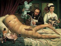 Mark Ryden-The Birth