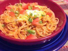 Chicken Enchilada Pasta   Tasty Kitchen: A Happy Recipe Community!