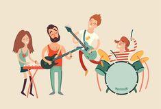 Прибыльное Группа музыки -