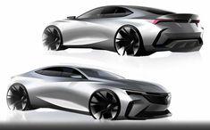 Futuristic Motorcycle, Futuristic Cars, Car Design Sketch, Car Sketch, Car Drawings, Transportation Design, Automotive Design, Car Photos, Hot Cars