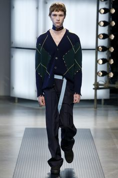 MSGM Fall 2016 Menswear Collection Photos - Vogue