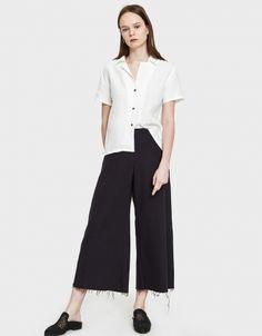 Alder Pants in Black