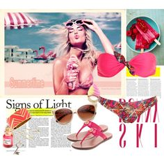 """""""signs of light"""" by doriana-d on Polyvore"""