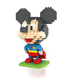 LOZ Superman Mickey Building Blocks //Price: $5.95 & FREE Shipping //     #loz #lozblocks #toys #kids #building #blocks #lego