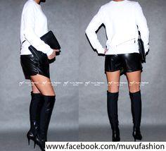 Zapraszamy na nasz fanpage www.facebook.com/muvufashion       Link do bluzy: http://allegro.pl/102-uni-bluza-extra-nowoczesna-super-modna-cool-i4924602276.html