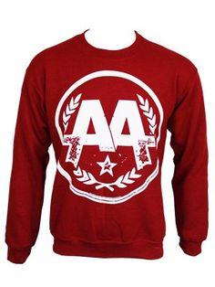 Asking Alexandria Logo Crew Neck Sweatshirt