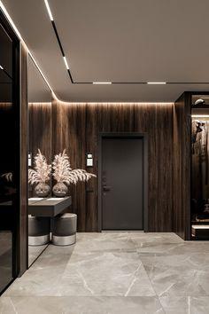 Home Room Design, Home Interior Design, Living Room Designs, Interior Decorating, Interior Colors, Interior Modern, House Ceiling Design, Home Ceiling, Home Entrance Decor