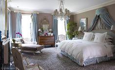 Bedroom by Miles Redd. Simply beautiful!