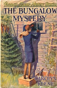 Nancy Drew first 1940 edition I read I think every Nancy Drew book as a child.