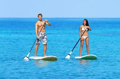 Stand Up Paddle Board Features  Paddleboard Thrills
