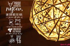 Nasceu Jesus, a Ele toda honra e toda glória! Esse é o verdadeiro sentido do Natal!