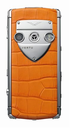 Vertu - The finest phone on the planet