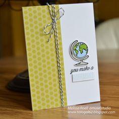 Amuse Studio School Supplies stamp set!