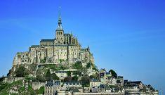 Scenic Photography, Landscape Photography, Mont Saint Michel, Contemporary Wall Art, Culture Travel, Schmidt, World Heritage Sites, Fine Art America, Saints