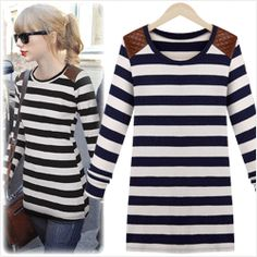 ♥ Free shipping to United States ♥ Note: This item is a pre-order item which require min. 12 days for processing before dispatch Product Condition : Brand New Korea Import Product Measurement :  Shoulder 39cm, Sleeve 61cm, Bust 39cm, Total length 77cm Instant inquiry via msg LINE ID : envymee...