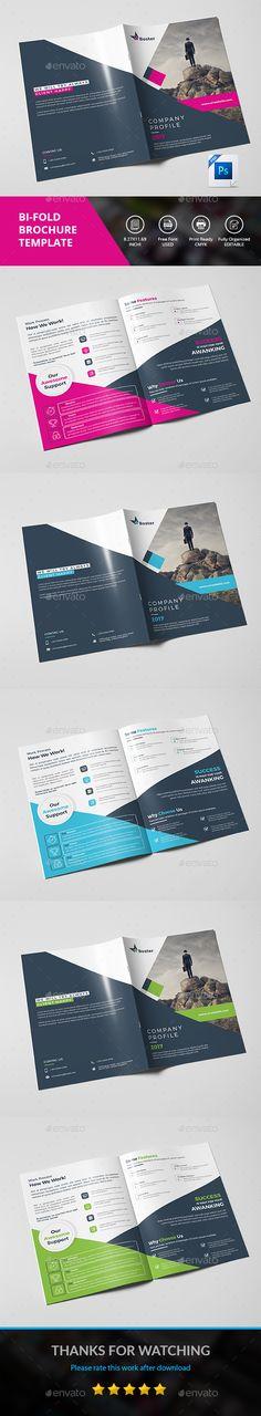 Brochure #company profile #profile  • Download here → https://graphicriver.net/item/brochure/20240313?ref=pxcr