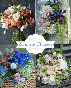Why you should choose seasonal blooms for your summer wedding – in support of British Flowers Week 2015 August Flowers, Summer Flowers, British Flowers, Wedding Company, Flower Farm, Bridal Flowers, Wedding Wishes, Wedding Planning, Wedding Ideas