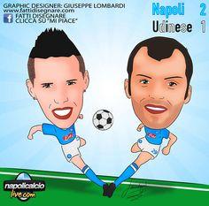 Naploli-Udinese (2-1)
