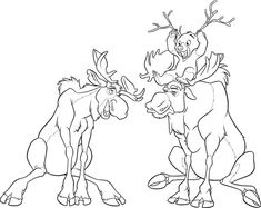 Terryl\'s conceptual drawings for the Moose Brother, Tuke and Rutt ...