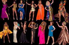 Rupauls Drag Race Season 5 Contestants