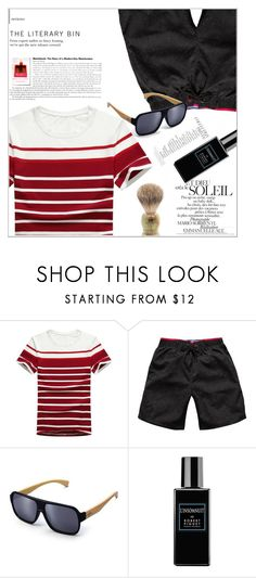 """""""Rosegal 88/ III"""" by emina-095 ❤ liked on Polyvore featuring By Terry, Robert Piguet, St. James of London, men's fashion, menswear, polyvoreeditorial and rosegal"""