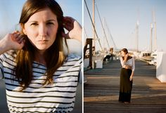 I heart @Ali Harper Wittorf & stripes and boats of course.