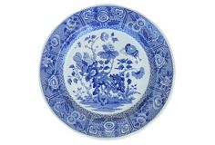 Spode India Plate