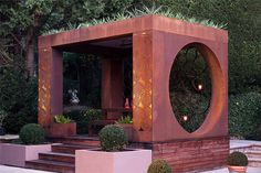 Kuru Pergola - Furniture and Pergolas - Products