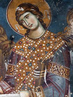 Îngerul păzitor este dat omului ca un frate mai mare Order Of Angels, New Mexico Style, Byzantine Art, Religious Icons, Orthodox Icons, Prado, Ikon, Jesus Christ, Christianity