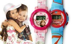 Groupon - Παιδικά Ρολόγια Disney Frozen & Planes (από 9,90€) σε [missing {{location}} value]. Τιμή Groupon: 9,90€