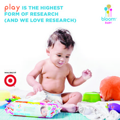 Really, we LOVE it. We're validated hypoallergenic formaldehyde free, and we use HydroPure water, EcoFiber, clean wind energy, and animal free research & development and share the science behind each ingredient in our SkinSafe rating. The best in responsible science now at Target. #targetbaby #ecobaby #playtime