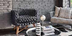 Afbeeldingsresultaat voor gervasoni grey chair