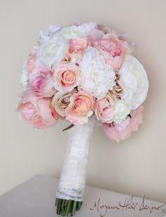 Silk Bride Bouquet