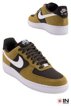 #Nike Air Force 1 Tamanhos: 40 a 43  #Sneakers mais informações: http://www.inmocion.net/Nike-Air-Force-1-488298-152-pt?utm_source=pinterest&utm_medium=488298-152_Nike_p&utm_campaign=Nike