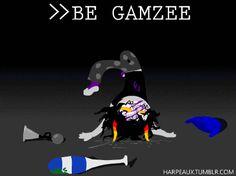 Be Gamzee by DesuIsland