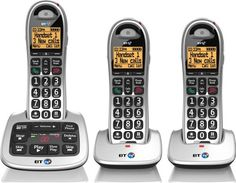 The BT4500 Big Button is hearing aid compatible, thanks to the built-in inductive coupler. This allows you to clearly and comfortably hear telephone conversations through your hearing aid. With the BT4500 Big Button you can save up to 100 contacts, letting you keep track of all your favourite people. All these contacts are automatically copied to all of your handsets, ensuring you always have the numbers you need, and saving you time entering them more than once.